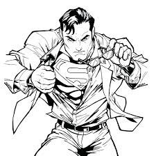 articles superman coloring pages free tag superman
