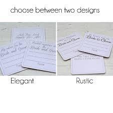 Advice For The Bride And Groom Cards 100 Wedding Card Advice Wedding Ideas U0026 Advice Pocket