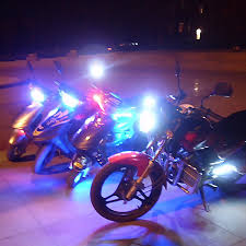 Led Lights For Motorcycle Install Motorcycle Led Lights For Better Visibility Lighting Ever
