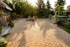 www interlock concrete com victorian circle patio paver you