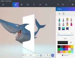 a paint 3d preview is already available for windows insiders pcworld