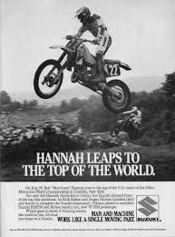 youtube motocross freestyle my favorite pics of the hurricane bob hannah moto related