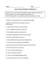 noun suffixes worksheet fill in the blank great additional