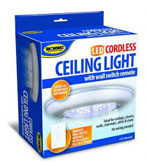 Cordless Ceiling Light Add On Replacement Wireless Ceiling Wall Light Stairs Hallway