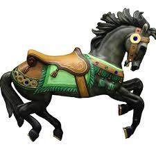 carousel horses barrango inc