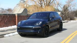 porsche suv 2014 2013 porsche cayenne diesel review notes autoweek