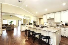 cathedral ceiling kitchen lighting ideas kitchens with cathedral ceilings pictures high ceiling kitchen