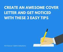 tips for cover letters job cover letter tips cover letter