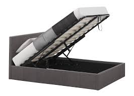 Small Bedroom Twin Beds Saving Small Bedroom Spaces Using Dark Gray Convertible Ottoman