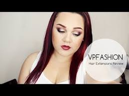 vpfashion hair extensions review hair extensions review vpfashion