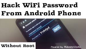 can you jailbreak an android how to hack wifi password on android with or without root 2017