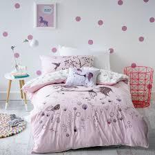 Adairs Bedding Bedding Set Girls Bedding Quilts Congruence Toddler Duvet U201a Joke