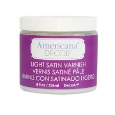 decoart americana decor 16 oz light satin varnish adm05 83 the