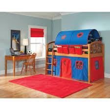 alaterre furniture mansfield twin kids loft bed ajla01ho the