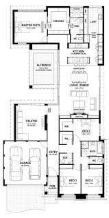 622 best arch floor plans images on pinterest house floor