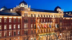luxury 5 star hotel in vienna palais hansen kempinski vienna