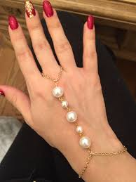 hand bracelet jewelry images Pearl slave bracelet pearl bracelet pearl hand chain gold hand jpg