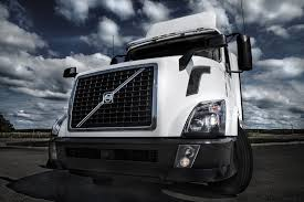 Volvo Trucks Introduces Interior And Exterior Led Lighting For