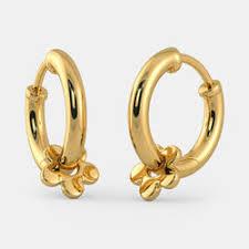 gold earing gold earrings exporter from jaipur