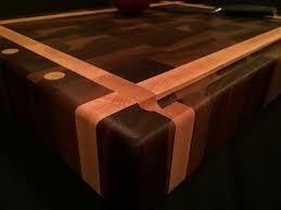 Cutting Board Designer Custom Cutting Boards Handmade Wood Custommade Com Black Walnut