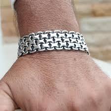 silver solid bracelet images Xxx line silver bracelet vy jewelry jpg