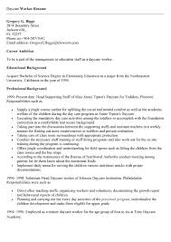 Daycare Teacher Resume Child Care Resume Sle 28 Images Day Care Director Resume Sales