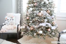 frosted christmas tree frosted christmas tree 12 with balsam hill the
