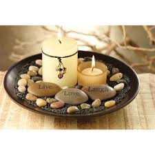 coffee table centerpiece ideas centerpieces with candles and