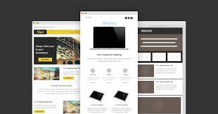 10 awesome responsive email templates for newsletters narga