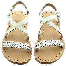 ugg jordyne sale ugg jordyne flat sandals in white in white