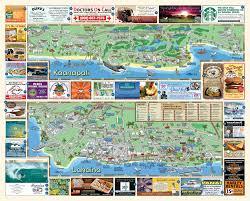 Honua Kai Map Dukes Beach House Maui U2014 Menehune Maps
