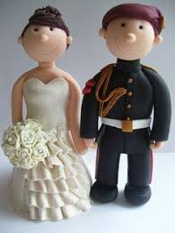 eternal cake toppers military wedding cake toppers cakes