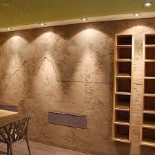 Wandgestaltung Braun Ideen Gemütliche Innenarchitektur Gemütliches Zuhause Wohnzimmer