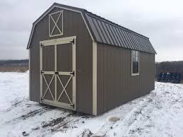 Barn Sheds Ted U0027s Sheds Star Log Cabins Wisconsin