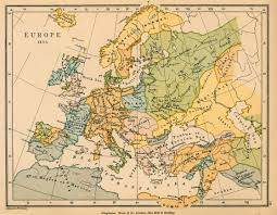 European Maps by Europe In 1135