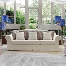 Shabby Chic Sofa Bed by Calliope Is A 3 Seater Shabby Chic Sofa Arredaclick