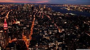 Honolulu City Lights City Lights At Night 4k Hd Desktop Wallpaper For 4k Ultra Hd Tv