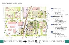 Iowa State University Map Cultivate Hope Urban Farm Isu Community Design Lab