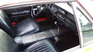 1968 dodge charger standard and r t information
