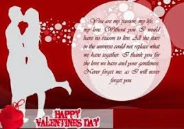 cute valentines day ideas letter for happy valentines day