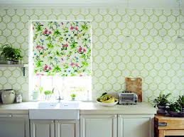 new fabrics and wallpapers from sanderson kitchen sourcebook