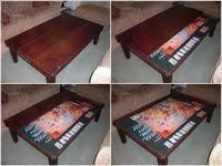 If Youre Looking To Make Your Own Gaming Table For RPG Or Board - Board game table design