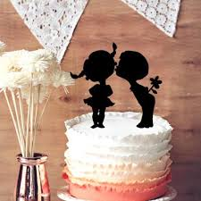 affordable wedding cakes wedding cake toppers baby boy sweet girl with