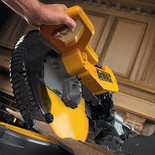 dewalt dw718 12 inch double bevel slide compound miter saw power