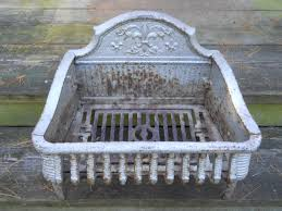 cast iron fireplace grate dact us