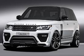 land rover voque land rover range rover vogue sdv8 by caractère 2016 mad 4 wheels