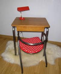 mobilier vintage enfant bureau et sa chaise mullca photo de mobilier vendu et avis des
