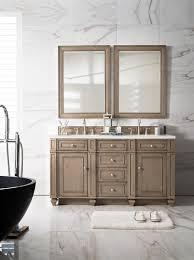 Walnut Bathroom Vanity by Bristol 60