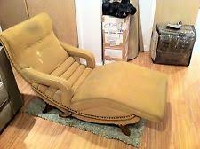 Vintage Chaise Lounge Antique Chaises 1900 1950 Ebay