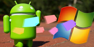 android for windows to transfer files from android to pc